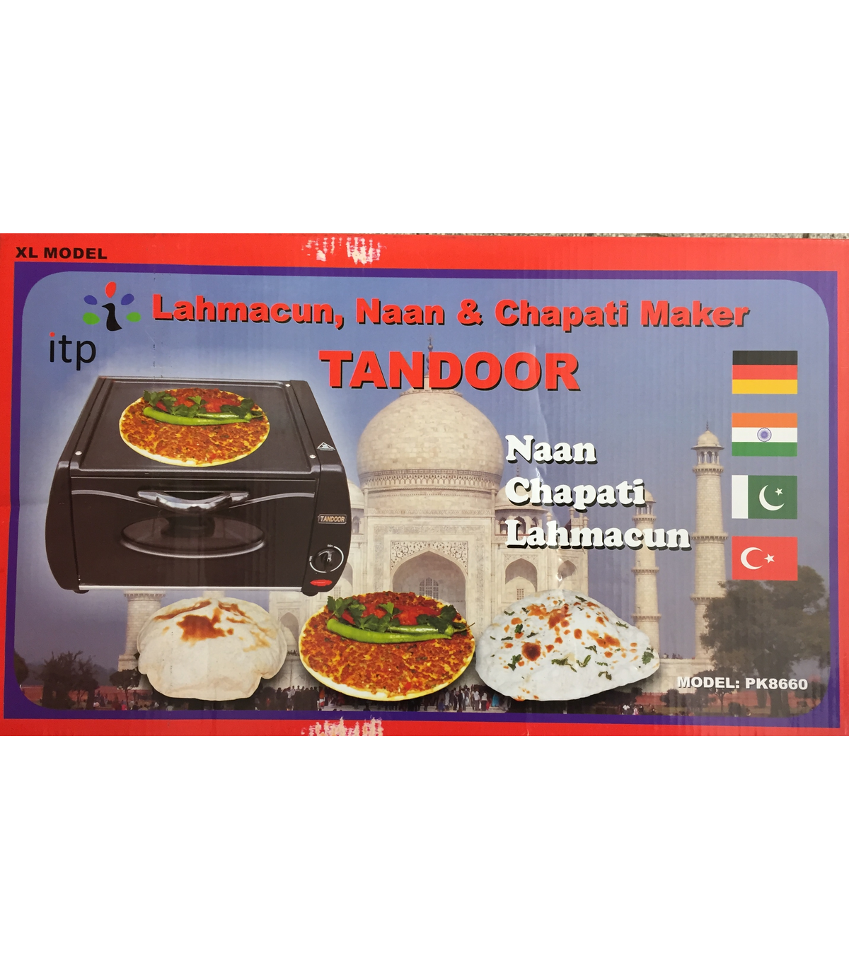 "ELECTRIC TANDOOR ""LAHORI"""