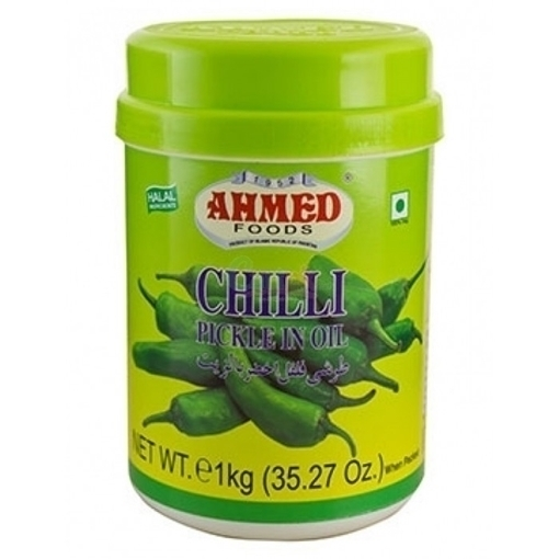AHMED PICKLE CHILLI  1 KG