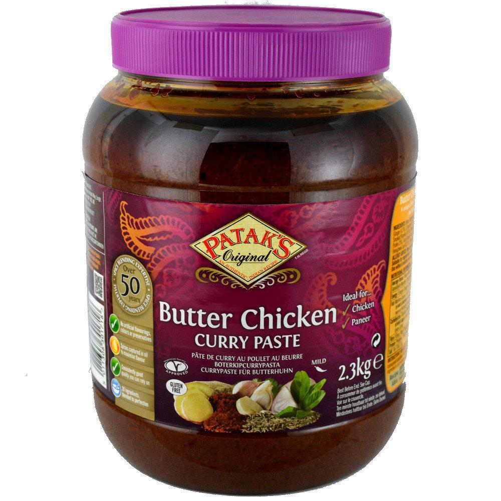 PATAK PASTE BUTTER CHICKEN 2300G