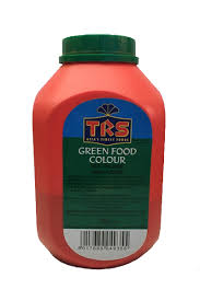 TRS FOOD COLOUR GREEN  500G